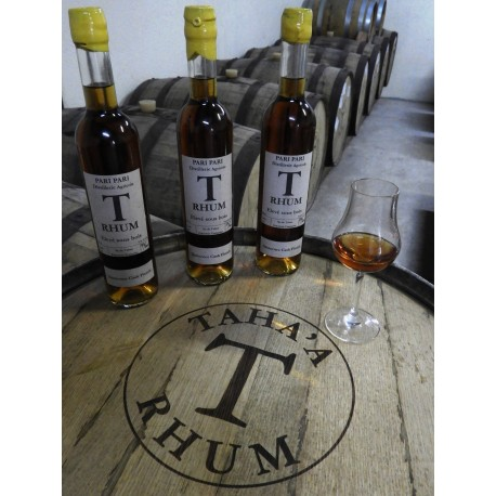 T Rhum Finish Sauternes