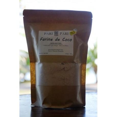 Farine de coco 500g