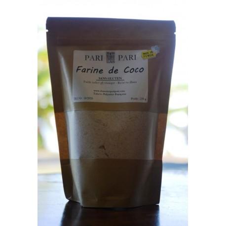 Farine de coco 250g