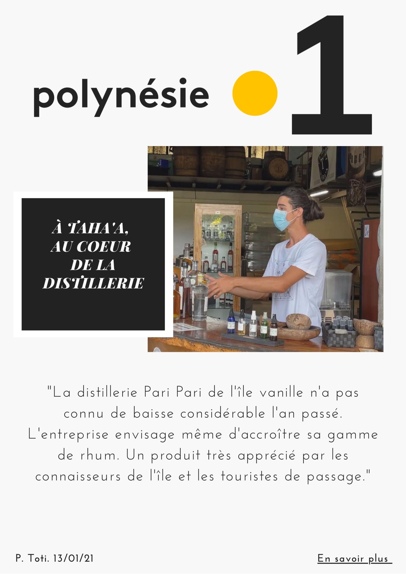 Polynésie Première